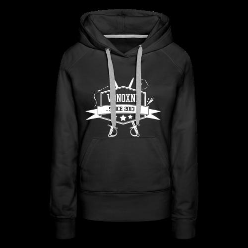 VROUW | VonoxNL Hoodie - Vrouwen Premium hoodie