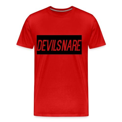 Devilsnare555's Blood red t-shirt kids - Men's Premium T-Shirt