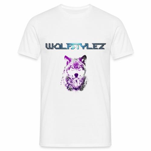 WolfstyleZ Anarchie T Shirt - Männer T-Shirt