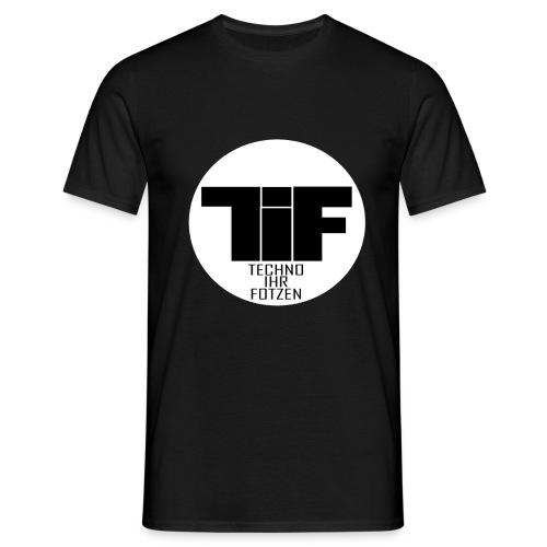 TiF - T-Shirt Orginal Logo - Männer T-Shirt