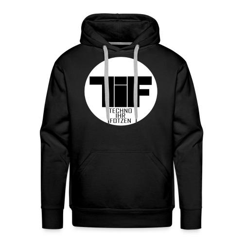 TiF - Hoody Orginal Logo - Männer Premium Hoodie