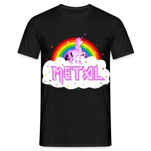 T-shirt Unicorn - Männer T-Shirt