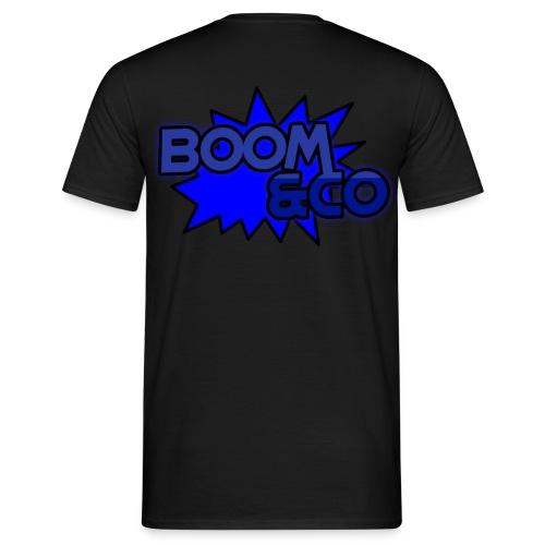 OG Black Men's Top - Men's T-Shirt