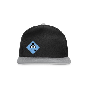 Silly Face Snap Back - Snapback Cap