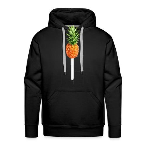 Pineapple Pen Hoodie - Männer Premium Hoodie