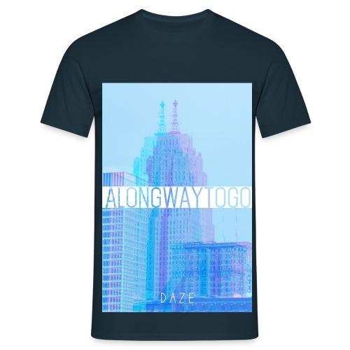 ALONGWAYTOGO - T-shirt Homme