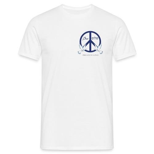 T-shirt homme Brigade De La Paix - T-shirt Homme