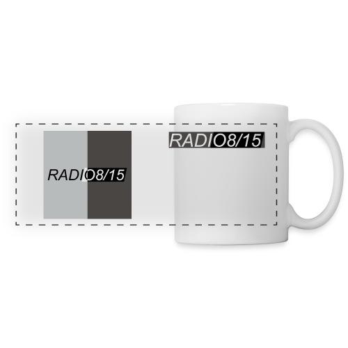 Radio0815 Tasse - Panoramatasse