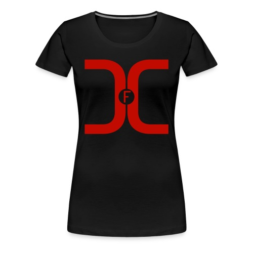 Women T-shirt FDC - Red - Women's Premium T-Shirt