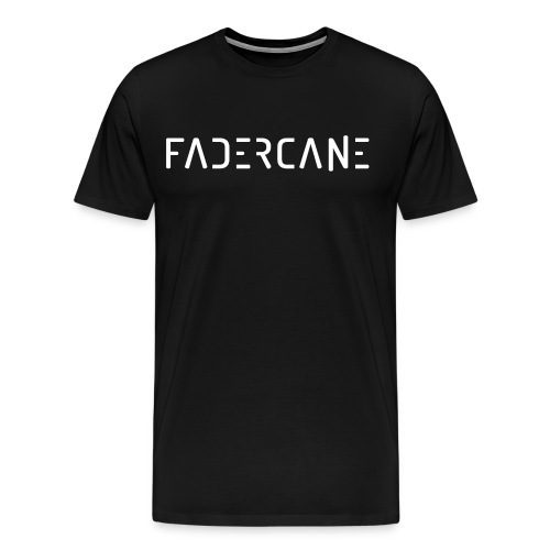 Men T-shirt Fadercane - White - Men's Premium T-Shirt