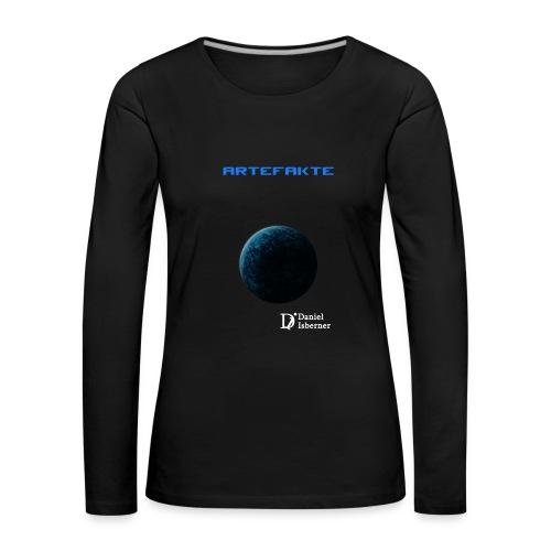 Artefakte (Langarmshirt) - Frauen Premium Langarmshirt