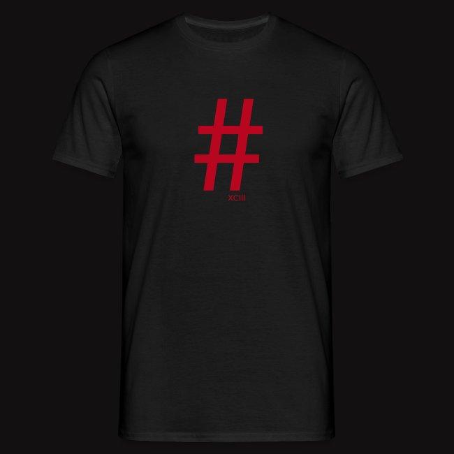 Hashtag Flocage