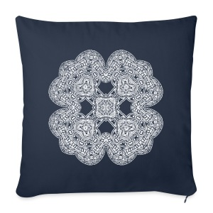 Ornament  - Sofa pillow cover 44 x 44 cm