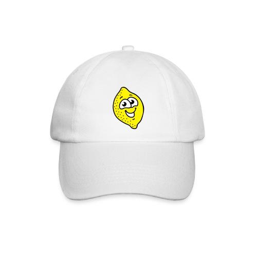 Casquette lemon classique jaune - Casquette classique
