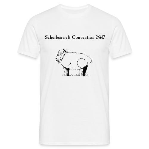 Scheibenwelt Convention 2017 T-Shirt Motiv Schaf - Männer T-Shirt