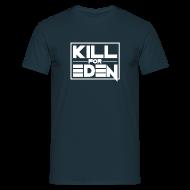 T-Shirts ~ Men's T-Shirt ~ Mens T White Logo
