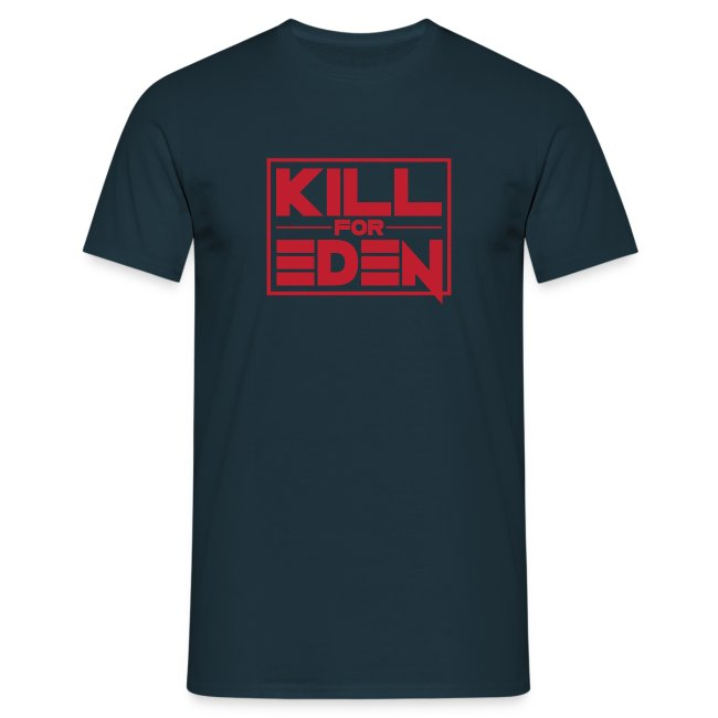 Mens T Red Logo