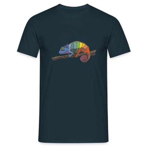 Chameleon T-Shirt - Männer T-Shirt