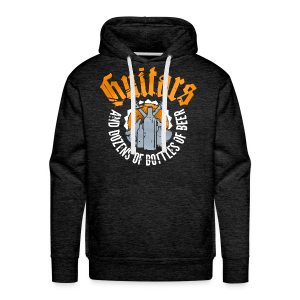 Guitars And Dozens of Bottles of Beer - Männer Premium Hoodie