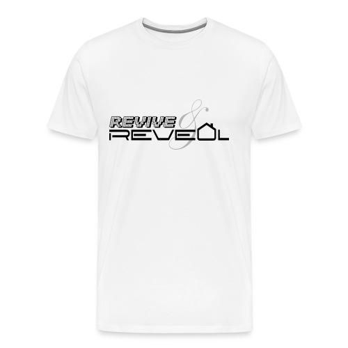 Revive and Reveal - Men's Premium T-Shirt