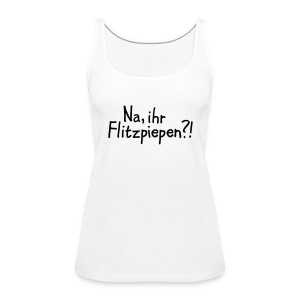 Flitzpiepen Berlin Tank Top - Frauen Premium Tank Top