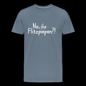 Flitzpiepen Berlin S-5XL T-Shirt - Männer Premium T-Shirt