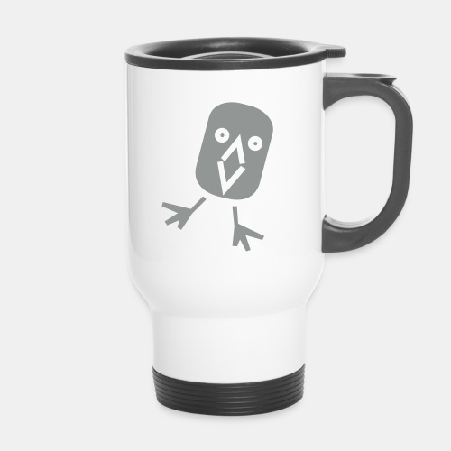 Thermoflasche Crazy Bird - Thermobecher