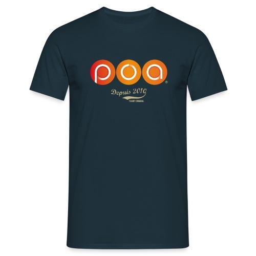 T-shirt Officiel POA Classique - Français - T-shirt Homme