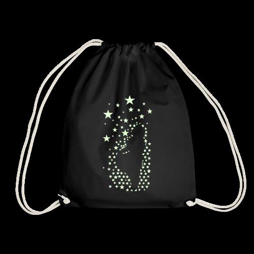 Sterntaler (leuchtend) - Turnbeutel - Turnbeutel