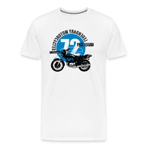 Legend 750 H2 - T-shirt Premium Homme