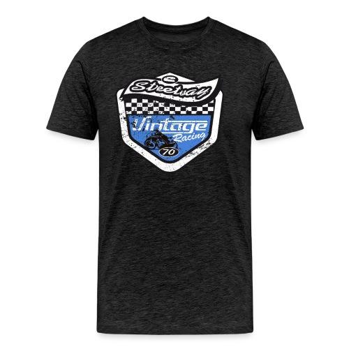 Racing 70's - T-shirt Premium Homme