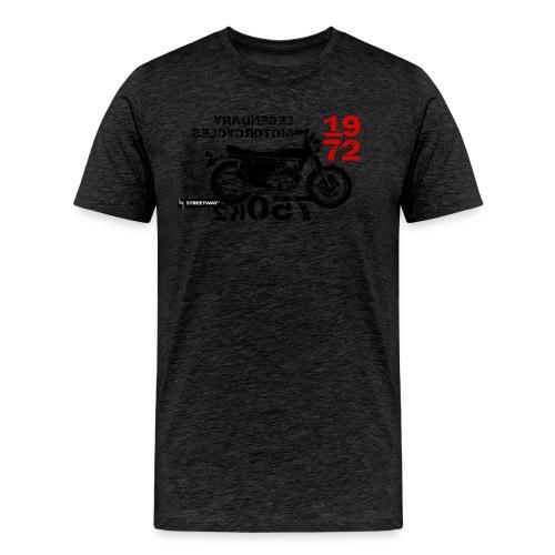 Legend 72's 750 Four - T-shirt Premium Homme