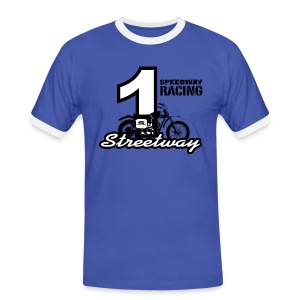 Speedway Racing 1st - T-shirt contraste Homme