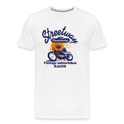 Championship - T-shirt Premium Homme