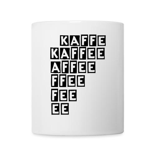 Tasse KAFFEE  - Tasse