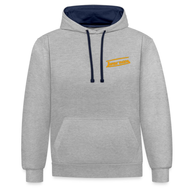 text111.png - Contrast Colour Hoodie