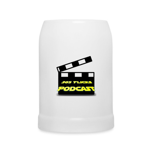 365 Flicks Podcast Beer Mug - Beer Mug
