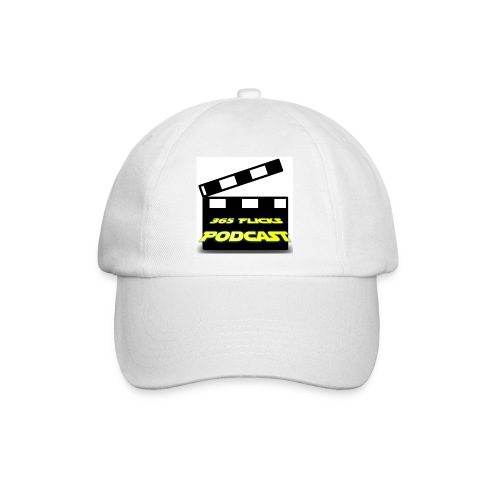 365 Flicks Podcast Baseball Cap - Baseball Cap