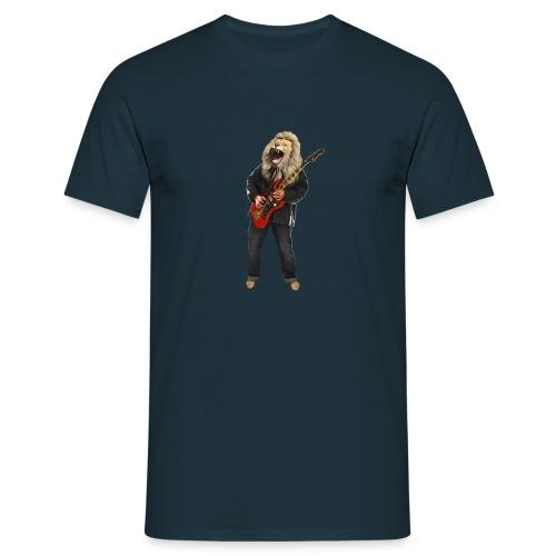 Wild rock - Camiseta hombre
