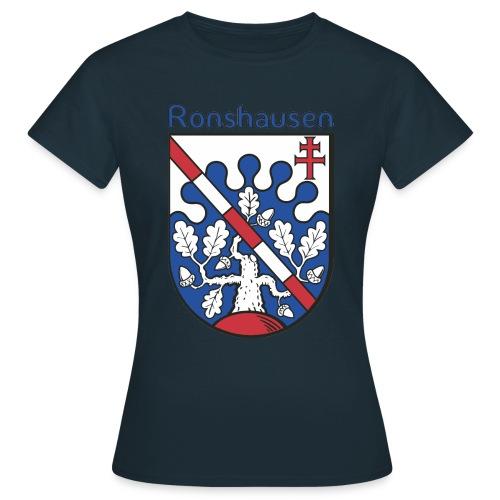 T-Shirt Ronshausen Damen - Frauen T-Shirt