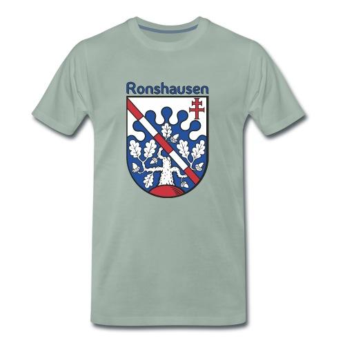 T-Shirt Ronshausen Herren - Männer Premium T-Shirt