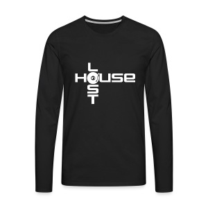 Mens Dark Longsleeve - Men's Premium Longsleeve Shirt