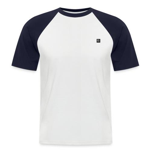 Basebal tshirt - Mannen baseballshirt korte mouw