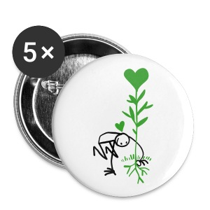 TREE Badge - Buttons large 56 mm