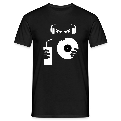 mange disque - T-shirt Homme