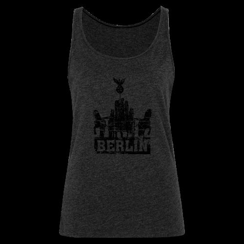 Berlin Brandenburger Tor Quadriga Vintage