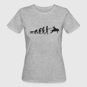 Evolution Rodeo T-Shirts - Women's Organic T-shirt