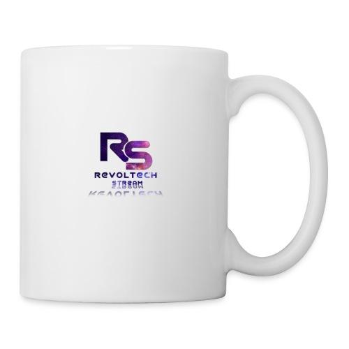 Bögre RevoltechStream Felirattal - Mug