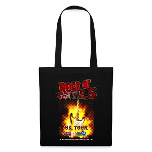 Rock of 80's official tour tote bag - Tote Bag