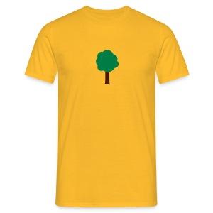 boom - Mannen T-shirt